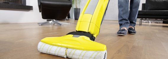 Cleaning & Floorcare